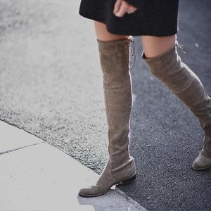 GUESS Simplee over the knee boots